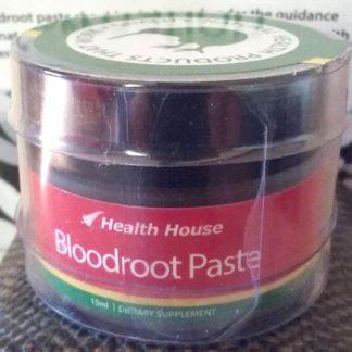 Bloodroot Paste